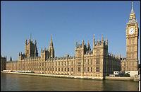 Il palazzo di Westminster e il Big Ben
