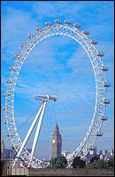 London Eye Ruota Panoramica