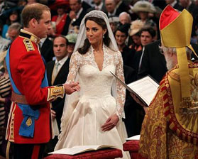 Matrimonio William e Kate - Londra